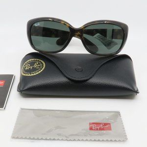 RB 4101 710 Ray-Ban Jackie Ohh Havana Sunglasses